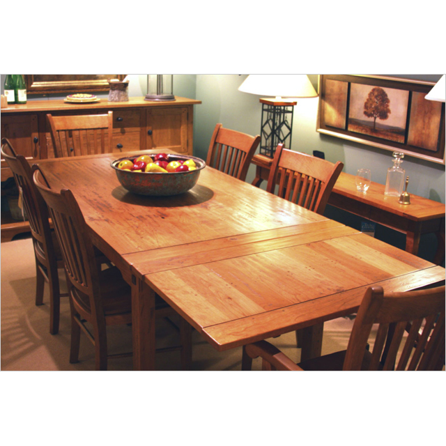 Arts crafts dining room town and countrytown and country - Arts and crafts dining room furniture ...