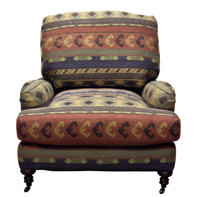Attractive Chesapeake Southwestern Chair