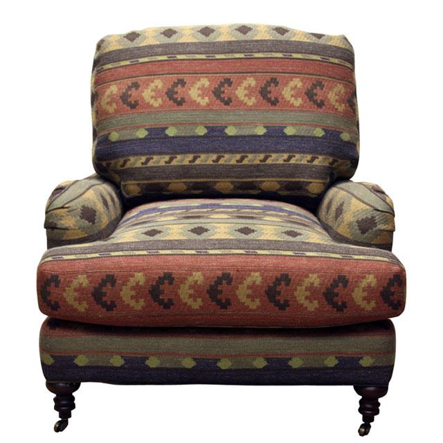 Charmant Chesapeake Southwestern Chair