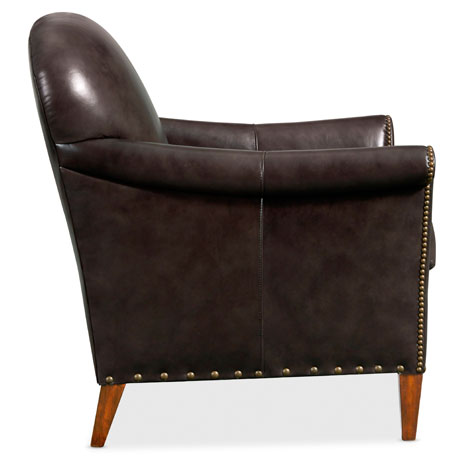 ce5e0728c3 Morgan Leather Chair   Town and Country